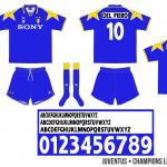 Juventus 1995/96 (Champions League-finalen)