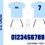 Lazio 1994/95 (hemma)