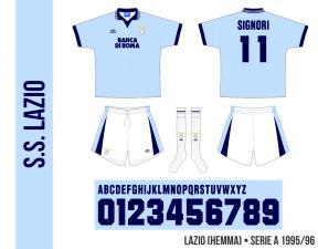Lazio 1995/96 (hemma)