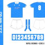 Napoli 1994/95 (hemma)