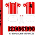 PSV Eindhoven 1992/93 (Champions League, hemma)
