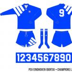 PSV Eindhoven 1992/93 (Champions League, borta)