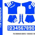 PSV Eindhoven 1992–1994 (borta)