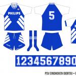 PSV Eindhoven 1994/95 (borta)