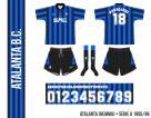 Atalanta 1995/96