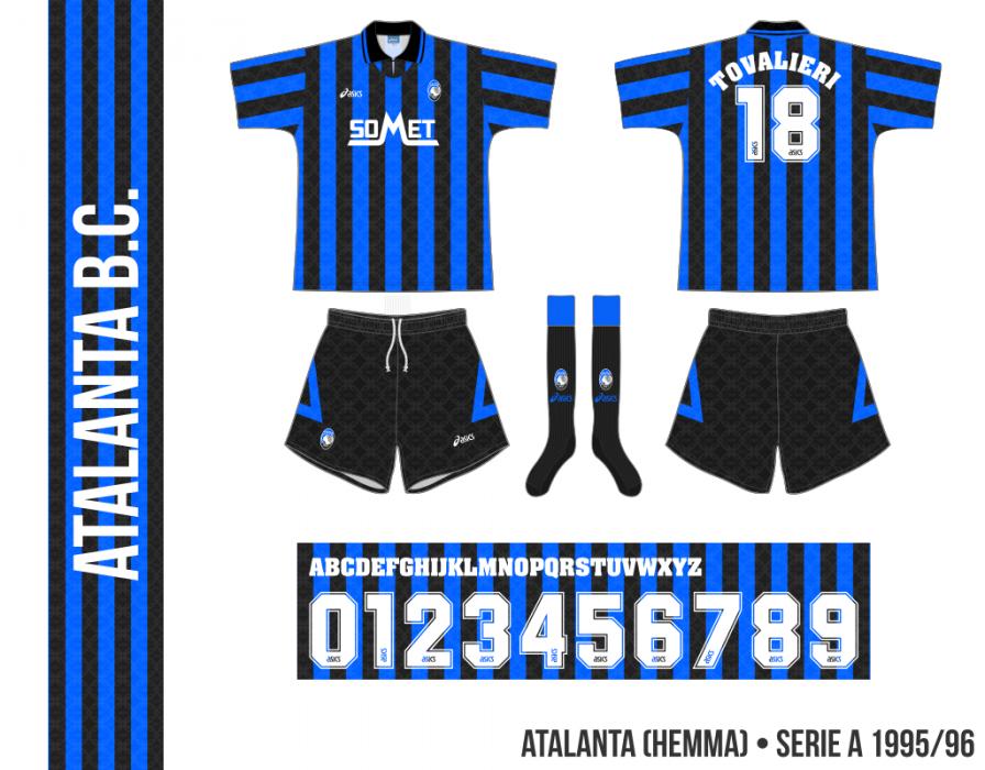 Atalanta 1995/96 (hemma)