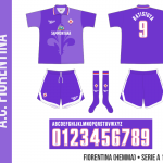 Fiorentina 1995/96 (hemma)