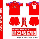 Fiorentina 1995/96 (tredjeställ)