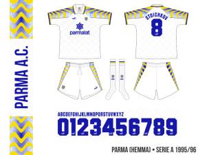 Parma 1995/96 (hemma)