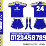 Parma 1995/96 (tredjeställ)