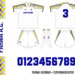 Parma 1995/96 (Cupvinnarcupen, hemma)