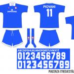 Piacenza 1995/96 (tredjeställ)
