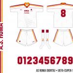 AS Roma 1995/96 (UEFA-cupen, borta)