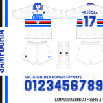 Sampdoria 1995/96 (borta)