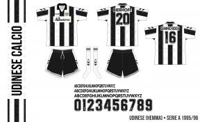 Udinese 1995/96 (hemma)