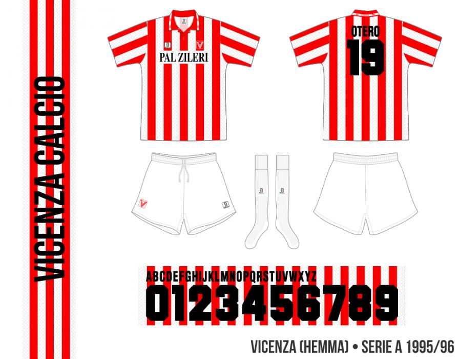 Vicenza 1995/96 (hemma)
