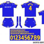 Juventus 1996/97 (borta)