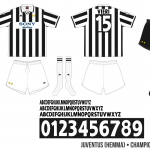 Juventus 1996/97 (Champions League, hemma)