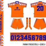Parma 1996/97 (tredjeställ)