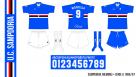 Sampdoria 1996/97