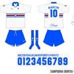 Sampdoria 1996/97 (borta)
