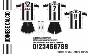 Udinese 1996/97 (hemma)