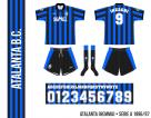 Atalanta 1996/97