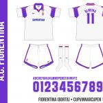 Fiorentina 1996/97 (borta, Cupvinnarcupen)