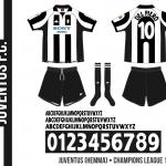Juventus 1997/98 (hemma, Champions League)