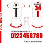 AC Milan 1996/97 (borta)