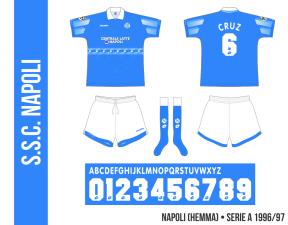 Napoli 1996/97 (hemma)