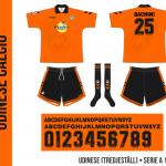 Udinese 1997/98 (tredjeställ)