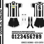 Udinese 1997/98 (UEFA-cupen, hemma)