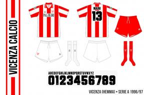 Vicenza 1996/97 (hemma)