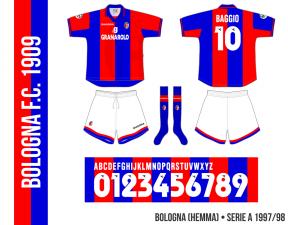 Bologna 1997/98 (hemma)