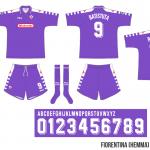 Fiorentina 1998/99 (hemma)