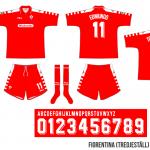 Fiorentina 1998/99 (tredjeställ)