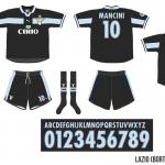 Lazio 1998/99 (borta)