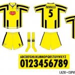 Lazio 1998/99 (Cupvinnarcupen)