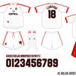 AC Milan 1998/99 (borta)