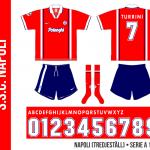 Napoli 1997/98 (tredjeställ)