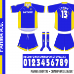 Parma 1997/98 (Champions League, borta)
