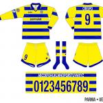 Parma 1998/99 (UEFA-cupfinalen)