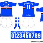 Sampdoria 1997/98 (hemma)