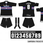Sampdoria 1997/98 (tredjeställ)