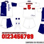Sampdoria 1997/98 (50-årsjubileum)