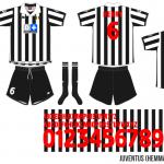 Juventus 1998/99 (hemma)