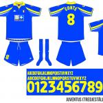 Juventus 1998/99 (tredjeställ)