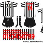 Juventus 1998/99 (Champions League, hemma)
