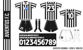 Juventus 1999/00 (hemma)